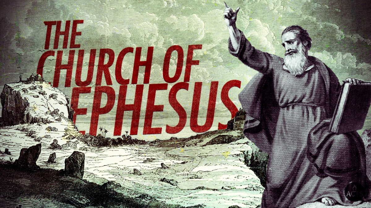 The 7 Churches of Revelation: Ephesus