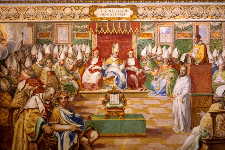 The corrupt church of Thyatira